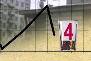 Алкогольный график